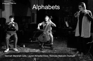 Alphabets -photo by Peter Kay